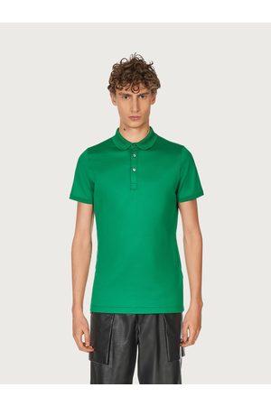 Salvatore Ferragamo Men Short Sleeve - Men Short sleeved polo shirt