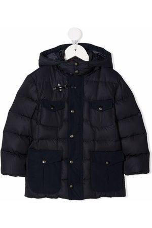 Fay Kids Hooded down coat