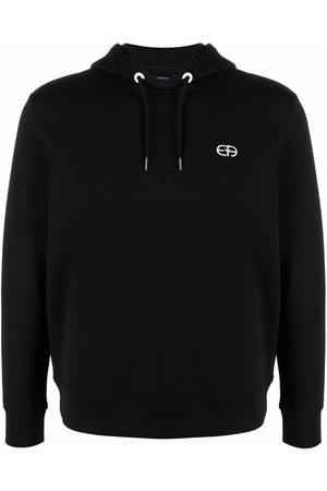 Emporio Armani Men Long sleeves - Long-sleeve hoodie