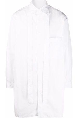 YOHJI YAMAMOTO Men Casual - Oversized shirt jacket