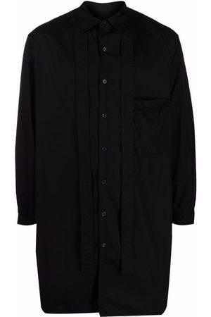 YOHJI YAMAMOTO Oversized shirt jacket