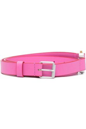 1017 ALYX 9SM Men Belts - Medium buckle leather belt