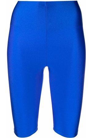 The Andamane Skinny-cut cycling shorts