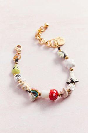 Venessa Arizaga Psychedelic Dream Charm Bracelet
