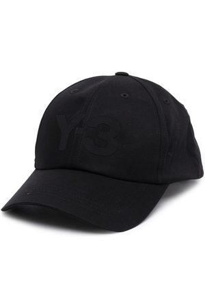 Y-3 Logo-print baseball cap