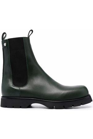 Jil Sander Heavy chelsea boots