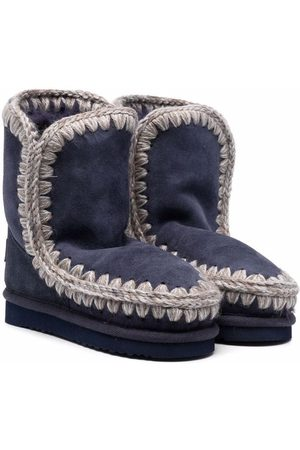 Mou Kids Boys Ankle Boots - Eskimo ankle boots