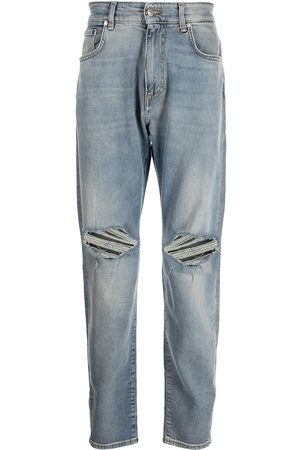 Represent Ripped-detail jeans