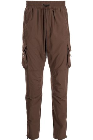 Represent Slim-cut cargo trousers