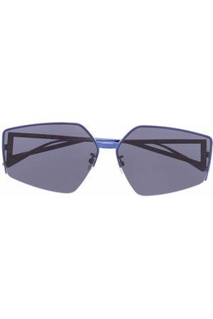 Bottega Veneta Eyewear Women Square - Square-frame sunglasses