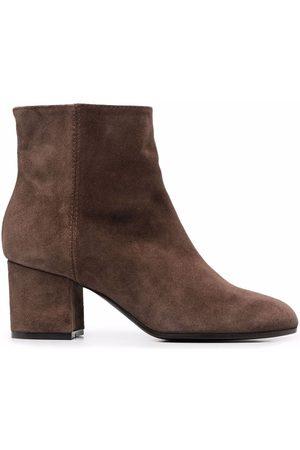 Via Roma Ankle-length boots