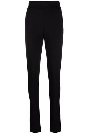 THE ANDAMANE Slim-cut trousers