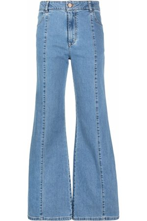 See by Chloé Women Bootcut - High rise bootcut jeans