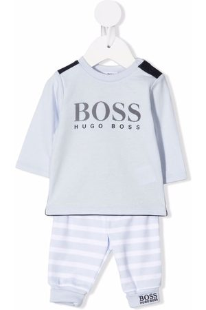 HUGO BOSS Sets - Logo print tracksuit set
