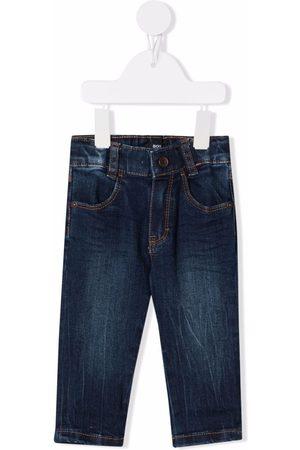 BOSS Kidswear Straight - Straight leg jeans