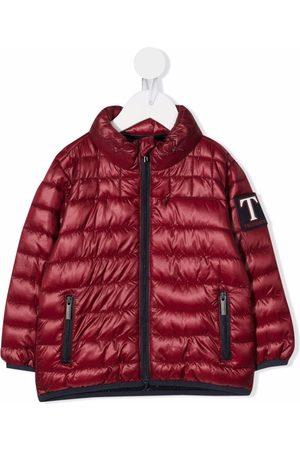 Trussardi Bomber Jackets - Padded bomber jacket