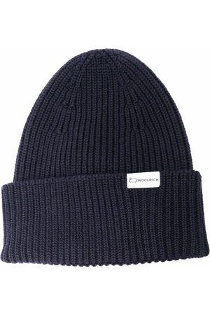Woolrich Ribbed-knit merino beanie