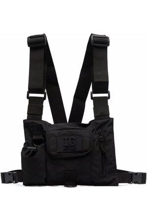 Il gufo Embossed-logo backpack