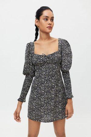Kiss The Sky Women Party Dresses - Juliette Long Sleeve Mini Dress