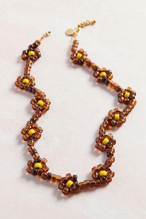 Venessa Arizaga Women Necklaces - Oopsy Daisy Beaded Necklace