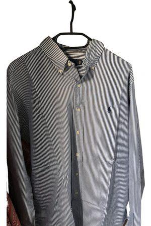 Polo Ralph Lauren Polo ajusté manches longues shirt