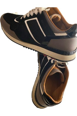Bally Men Sneakers - Leather low trainers
