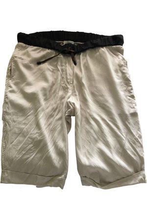 Brunello Cucinelli Silk shorts
