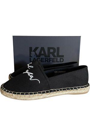 Karl Lagerfeld Women Espadrilles - Cloth espadrilles