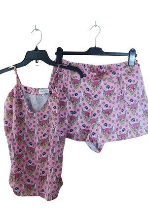 Liberty Of London Silk lingerie set