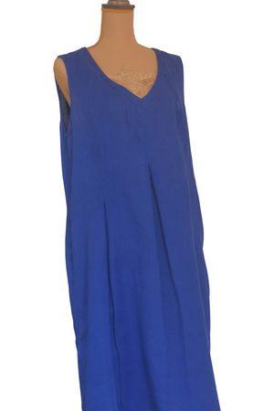Elena Miro Women Midi Dresses - Linen mid-length dress