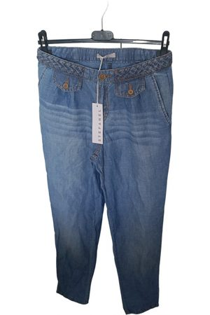 STEFANEL Women Straight Leg Pants - Straight pants