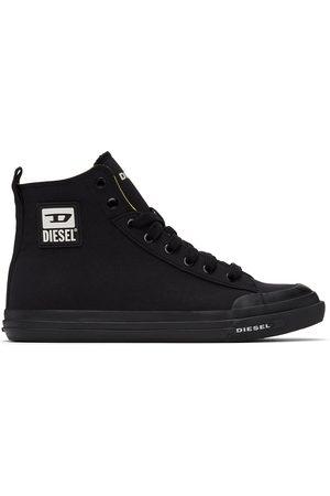 Diesel Black S-Astico High Top Sneakers