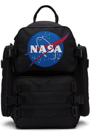 Balenciaga Black Space Backpack