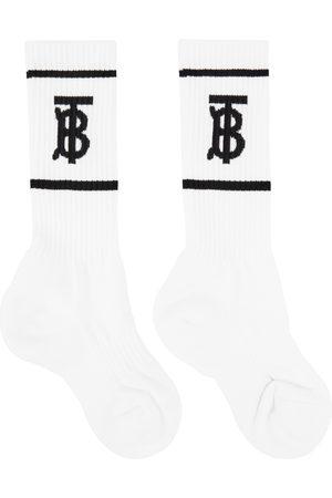 Burberry TB Monogram Socks