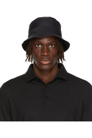 Loro Piana Navy Cityleisure Bucket Hat