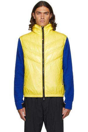 Moncler Men Jackets - Yellow Salantin Jacket