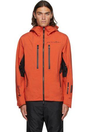 Moncler Red Moirans Jacket