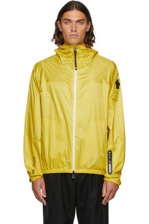Moncler Yellow Feirnaz Jacket