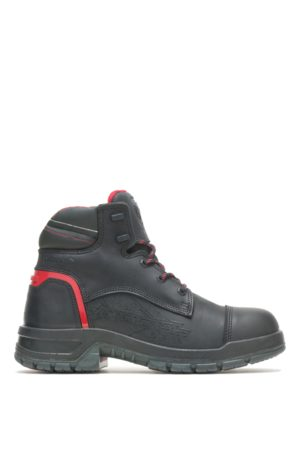 Wolverine Men Boots - Men's Ram Trucks Collection - Rebel Safety Toe Work Boot / , Size 8.5 Extra Wide Width