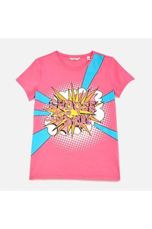 Guess Girls' Short Sleeved T-Shirt