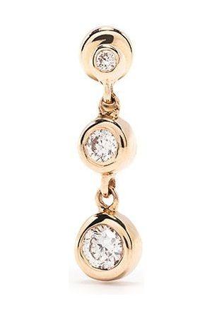 Maria Black Women Studs - 14kt yellow diamond Chandelier stud earring