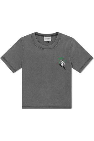 Carne Bollente Men T-shirts - Cropped Miss Carne Tee