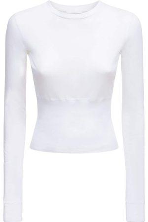 WARDROBE.NYC L/s Cotton Jersey T-shirt