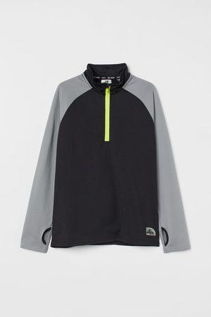 H & M Fleece Sports Shirt