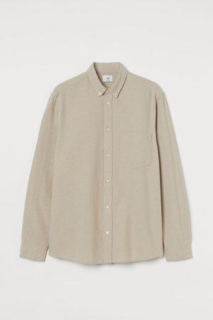 H & M Regular Fit Oxford Shirt