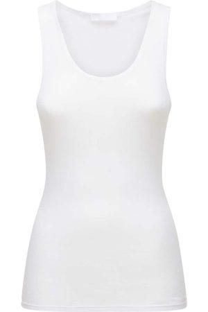 WARDROBE.NYC Women Tank Tops - Ribbed Cotton Jersey Tank Top
