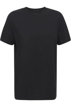 WARDROBE.NYC Classic Cotton Jersey T-shirt