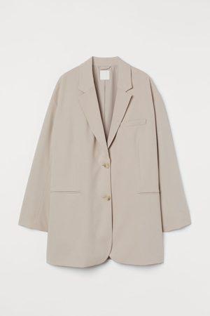 H & M Oversized Jacket