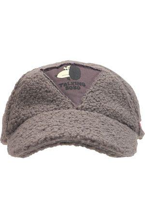 Bobo Choses Recycled Faux Fur Baseball Hat