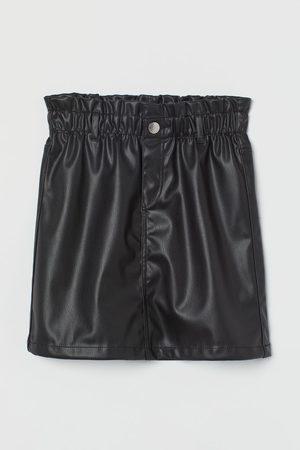 H & M Paper-bag Skirt